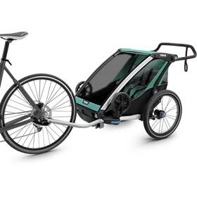 Thule Chariot Lite 2 Bike Trailer bluegrass